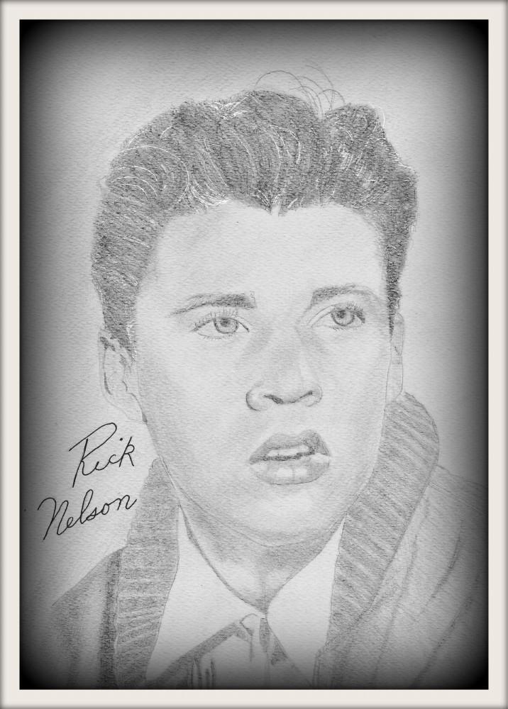 Ricky Nelson por Clint